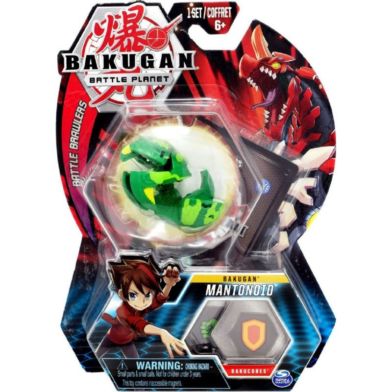 Мантоноід Вентус бакуган, Bakugan Mantonoid