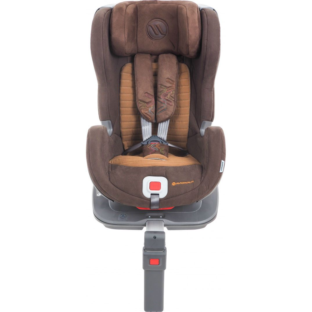 Автокресло Avionaut Glider Softy IsoFix, Brown-1