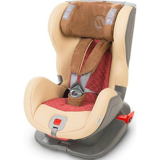 Автокресло Avionaut Glider Royal Iso-Fix, Beige Red