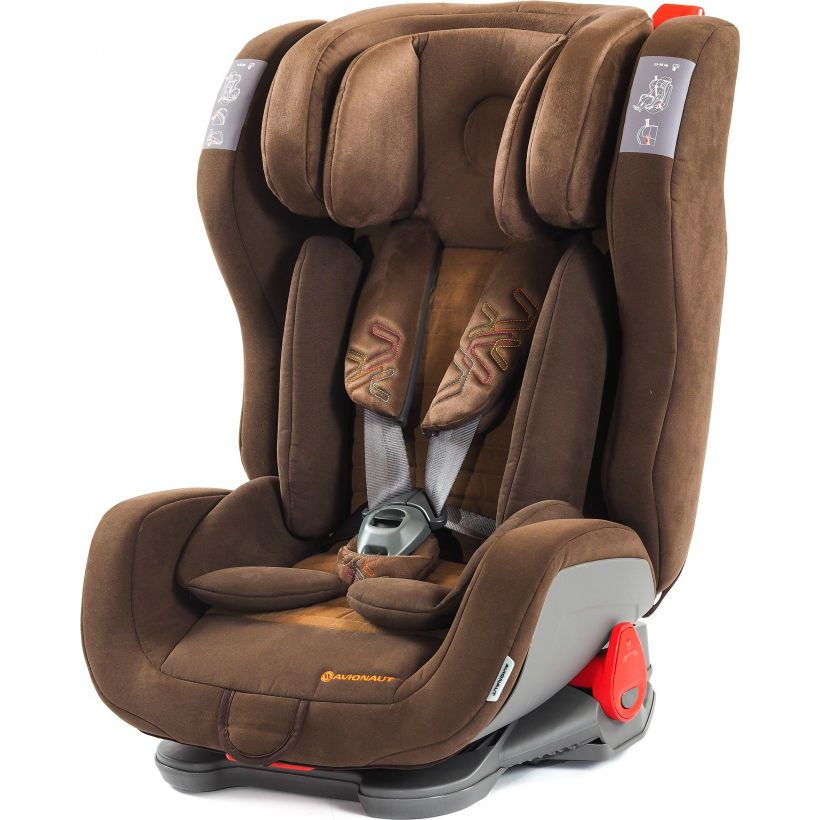 Автокресло Avionaut Evolvair Softy, Brown