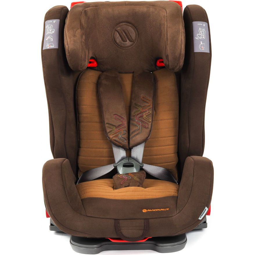 Автокресло Avionaut Evolvair Softy, Brown-1