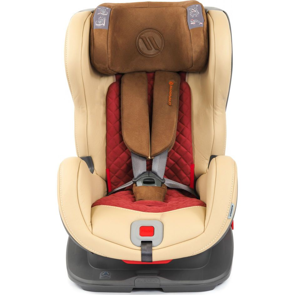Автокресло Avionaut Evolvair Royal, Beige Red-1