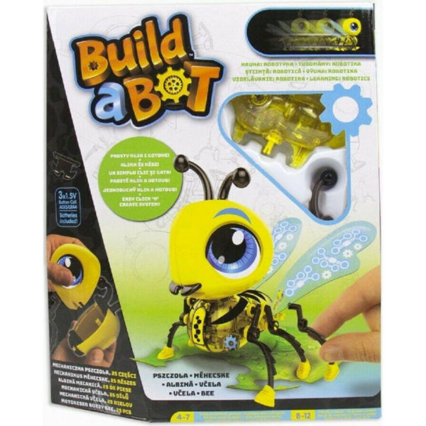 Build a bot buzzy bee | Бджола Білд е бот