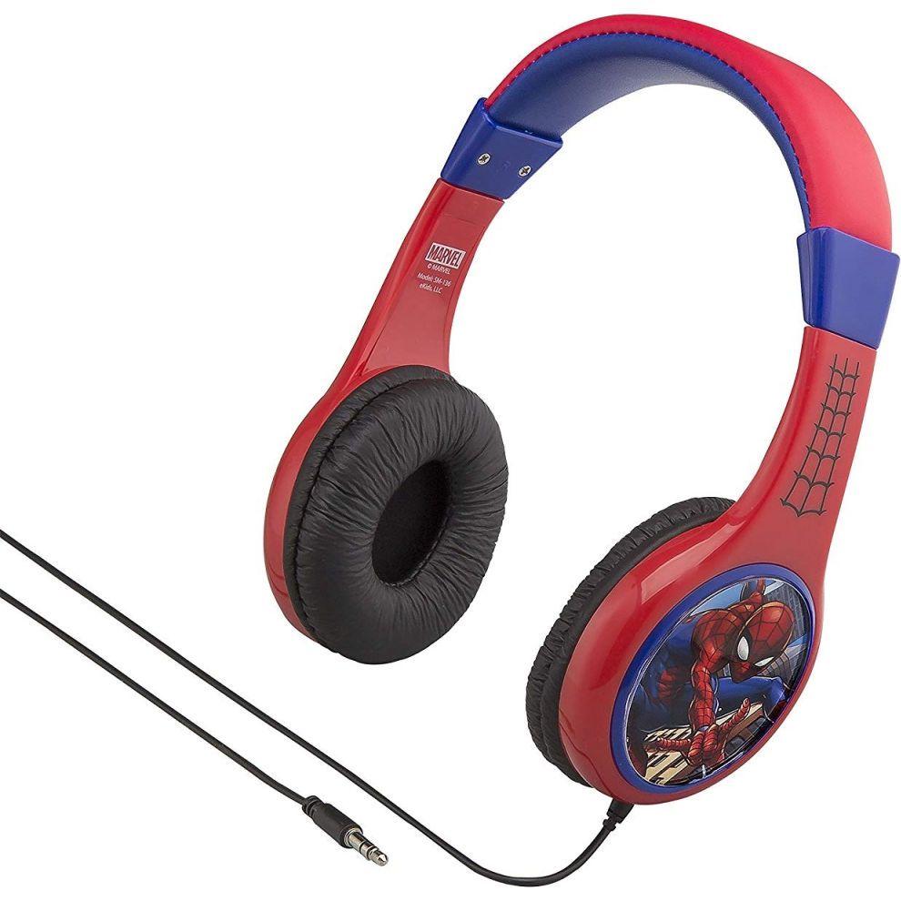 Дитячі навушники Людина павук eKids iHome SM-136.11XV8 1994794d3f0ca