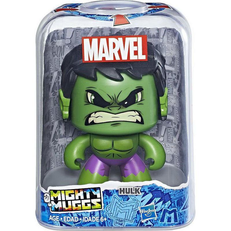 фигурка халк Marvel Mighty Muggs 9 5 см