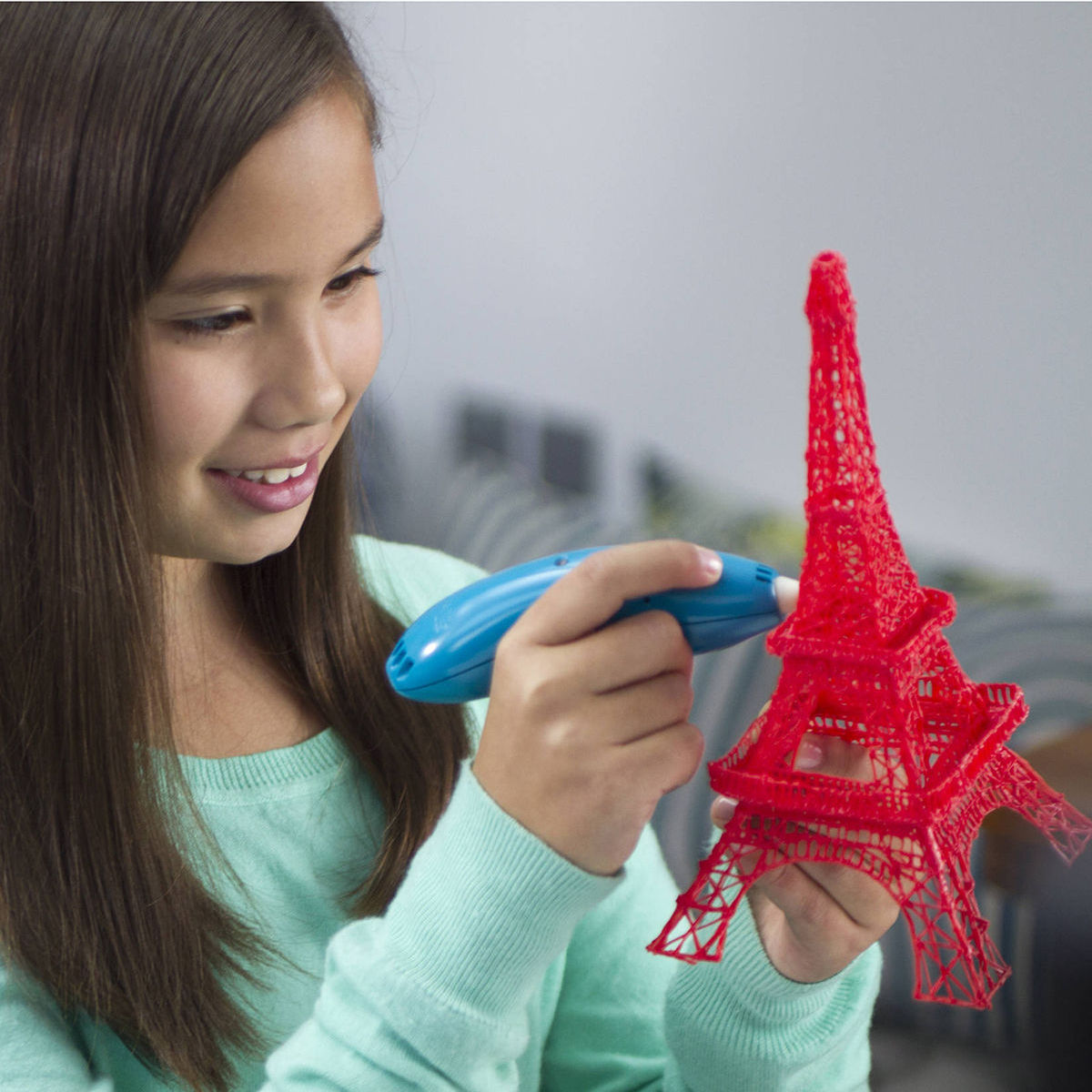Детская 3D-ручка 3Doodler Start - МЕГАКРЕАТИВ 3DS-MEGA-E-R купить Купить,3Doodler,Start,3DS-MEGA-E-R,Детская,3D-ручка,3Doodler,Start,МЕГАКРЕАТИВ,цена,Киев,Украина