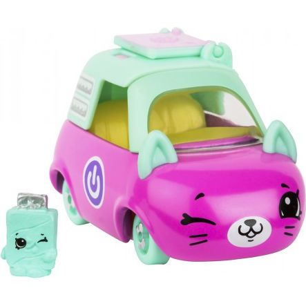Мини-машинка SHOPKINS CUTIE CARS S3 -НОУТ-ВРУМ