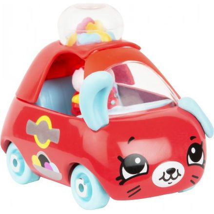 Мини-машинка SHOPKINS CUTIE CARS S3 -БАБЛИ-КАР-1