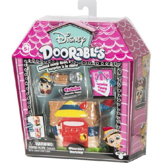 Disney doorables - Піноккіо-1