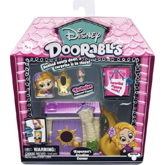 Disney doorables - рапунцель-1