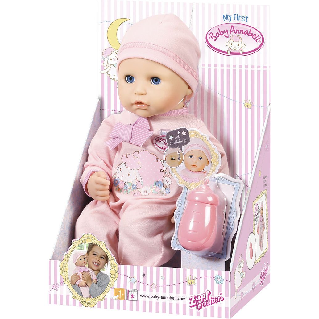 Лялька my first baby annabell моя маленька-1