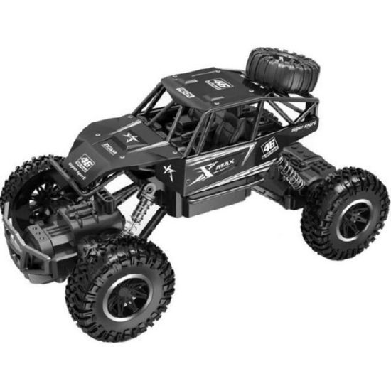 Автомобіль off-road crawler на р / у - rock sport (чорний)