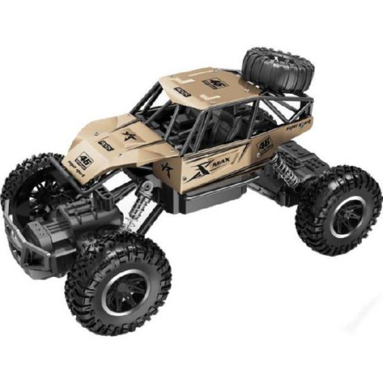 Автомобіль off-road crawler на р / у - rock sport (золотий)