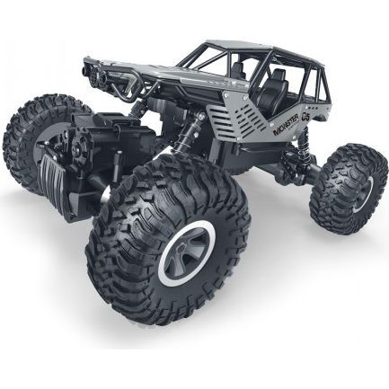 Автомобиль OFF-ROAD CRAWLER на р/у – ROCK (1:18)