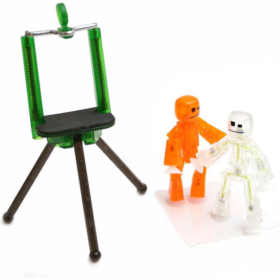 StikBot - анимационная мини-студия в Лисичанске