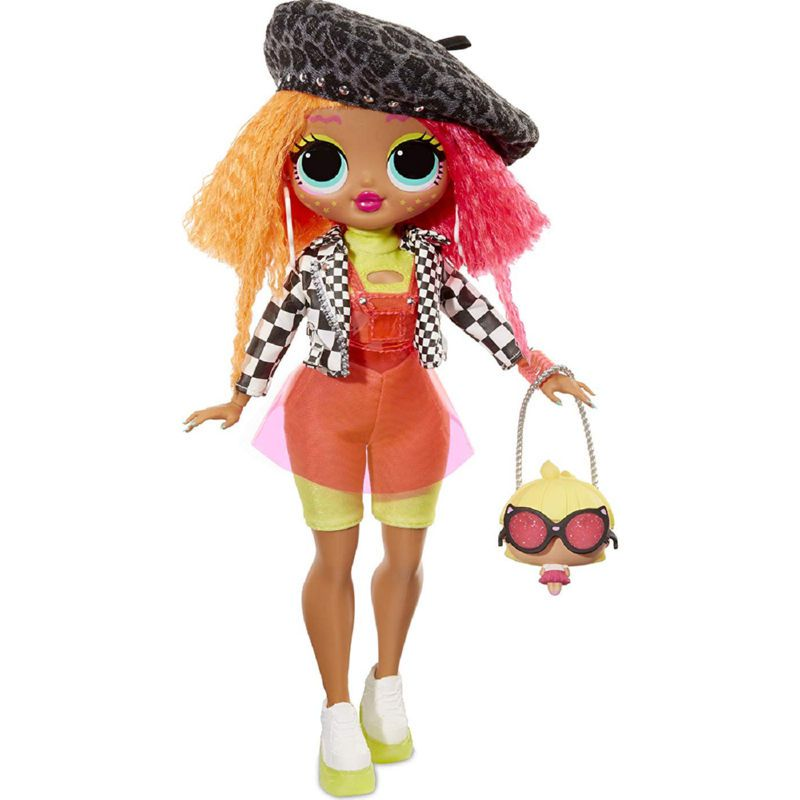 Лол Неонлішіс, лол Леді Неон, Neonlicious Fashion Doll LOL