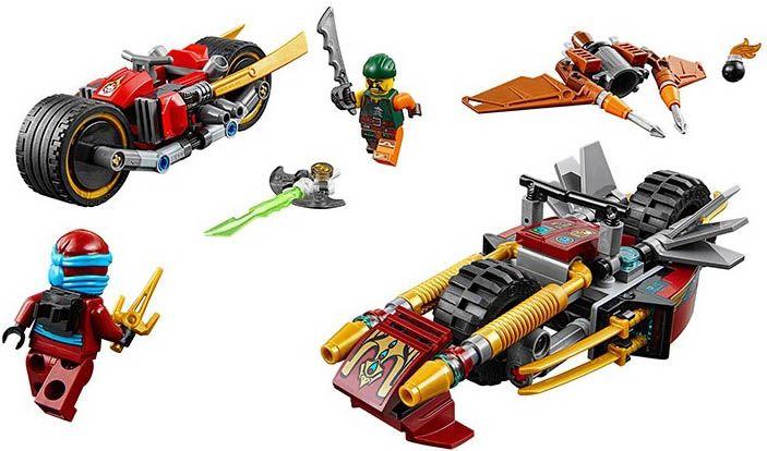 Лего ниндзяго игры купить