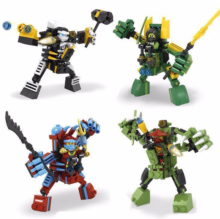 Лего ниндзяго роботы купить