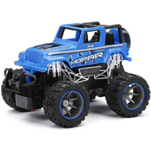 Машинка на р/к New Bright 1:24 OFF ROAD TRUCKS Mopar (2424)