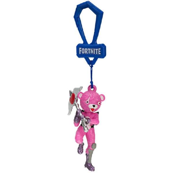 Фігурка-брелок Jazwares Fortnite Figure Hanger Cuddle Team Leader S1