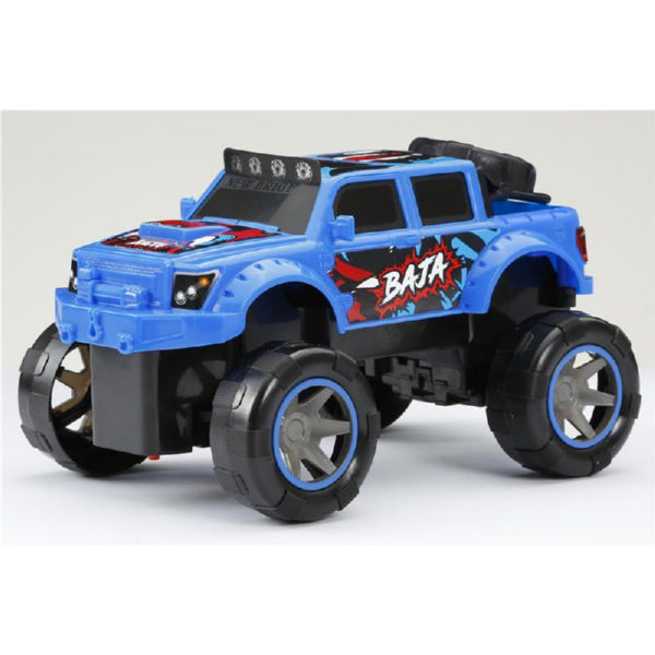 Машинка на р/к New Bright 1:18 BAJA RALLY Blue(1845)