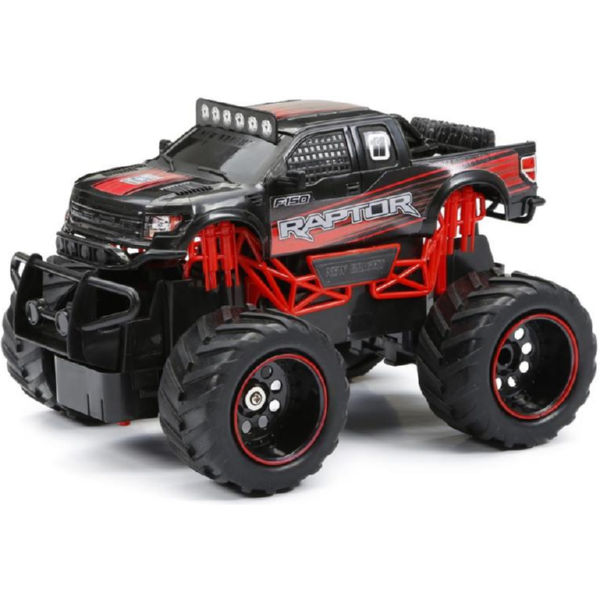 Машинка на р/к New Bright 1:24 OFF ROAD TRUCKS Raptor (2424)