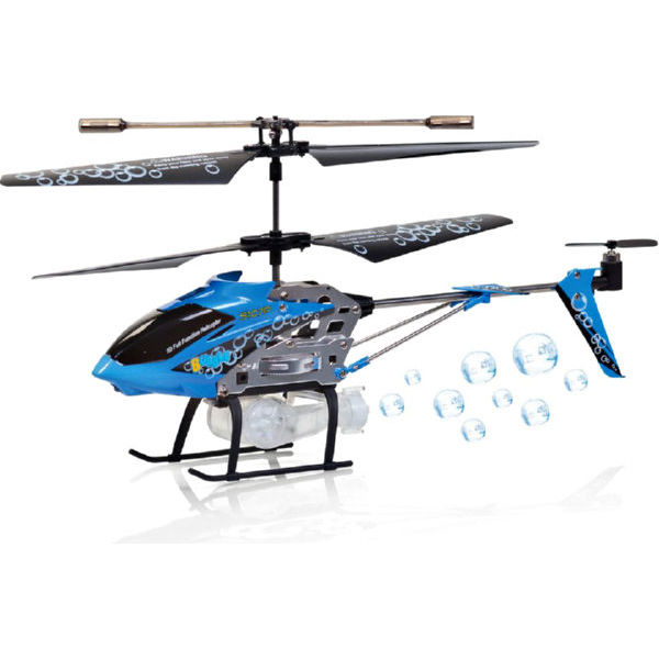 Вертоліт з генератором бульбашок Bubble Helicopter Syma