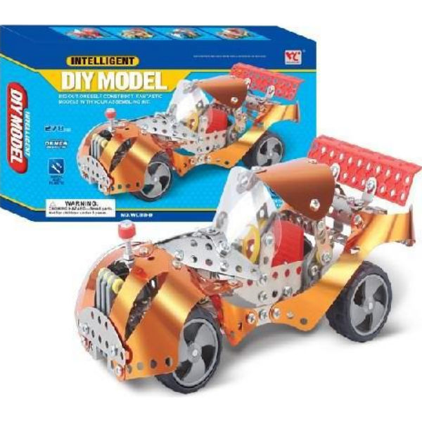 Конструктор металевий Same Toy Inteligent DIY Model 278 ел. WC88DUt