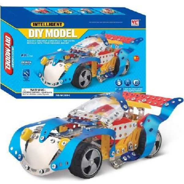Конструктор металевий Same Toy Inteligent DIY Model 281 ел. WC88CUt