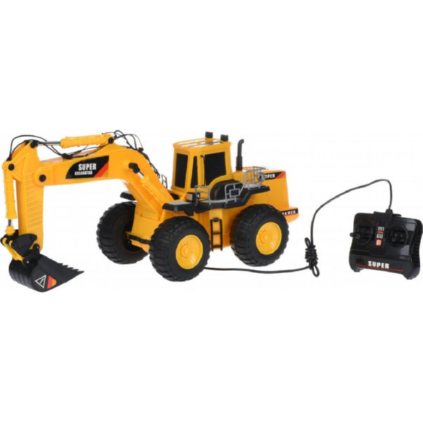 Машинка Same Toy Super Loader Трактор з ковшем S928Ut