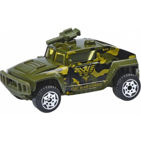 Машинки Same Toy Model Car Армія БРДМ блістер SQ80993-8Ut-5