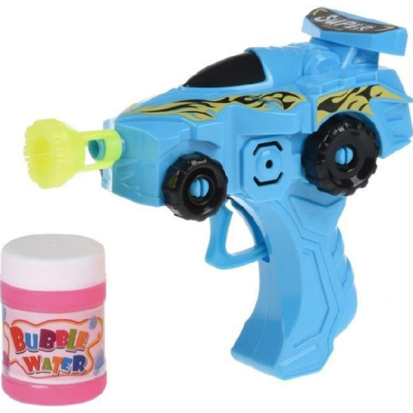 Мильні бульбашки Same Toy Bubble Gun Машинка синій 803Ut-2