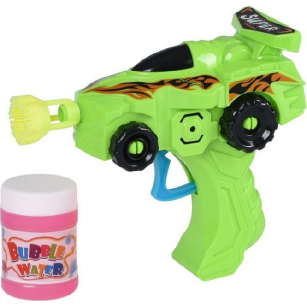 Мильні бульбашки Same Toy Bubble Gun Машинка зелений 803Ut-1