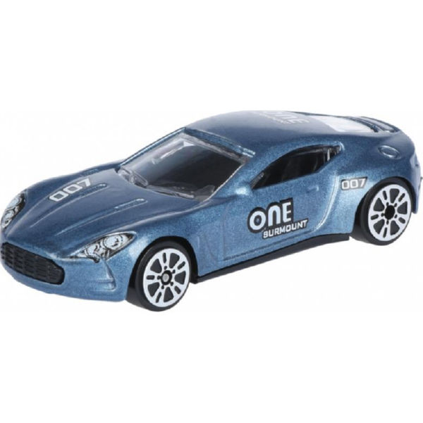 Машинка Same Toy Model Car Спорткар сірий SQ80992-Aut-6