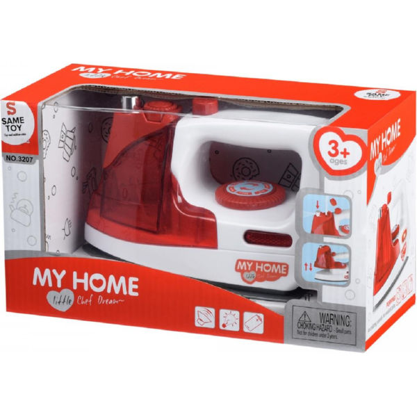 Ігровий набір Same Toy My Home Little Chef Праска 3207AUt