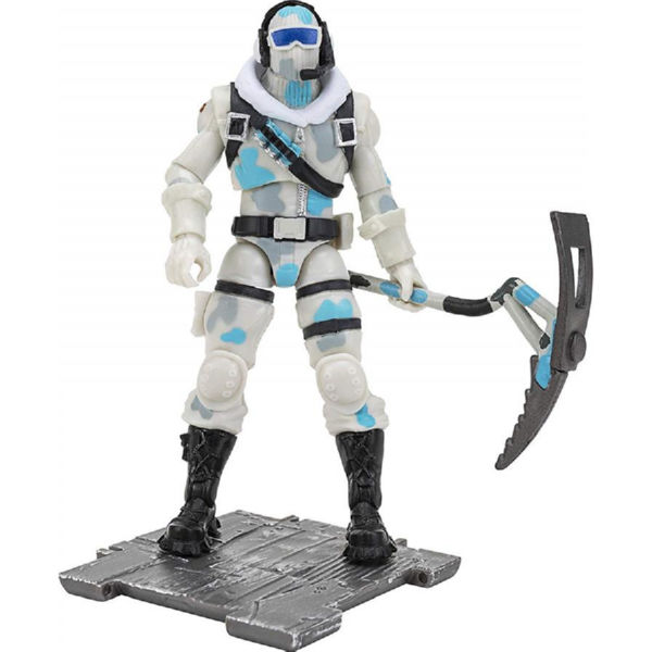 Frostbite S3 Jazwares Fortnite Solo Mode Frostbite S3