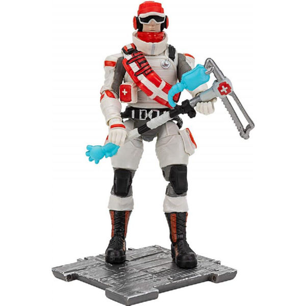 Triage Trooper Jazwares Fortnite Solo Mode S3
