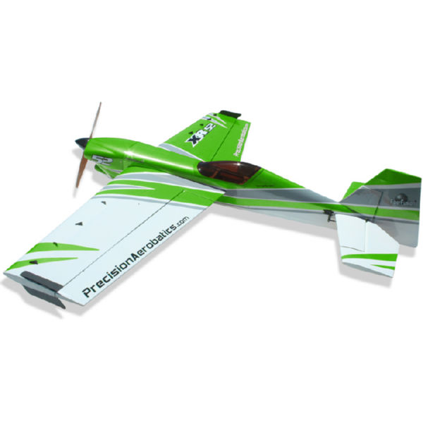 Самолёт р/у Precision Aerobatics XR-52 1321мм KIT (зеленый)-1