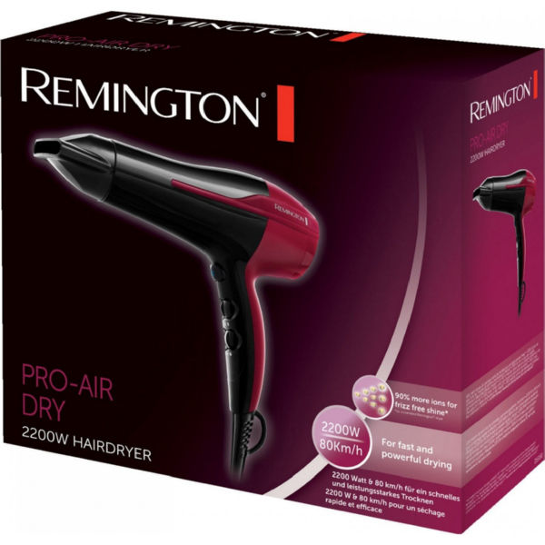 Фен Remington D5950 Pro-Air Dry
