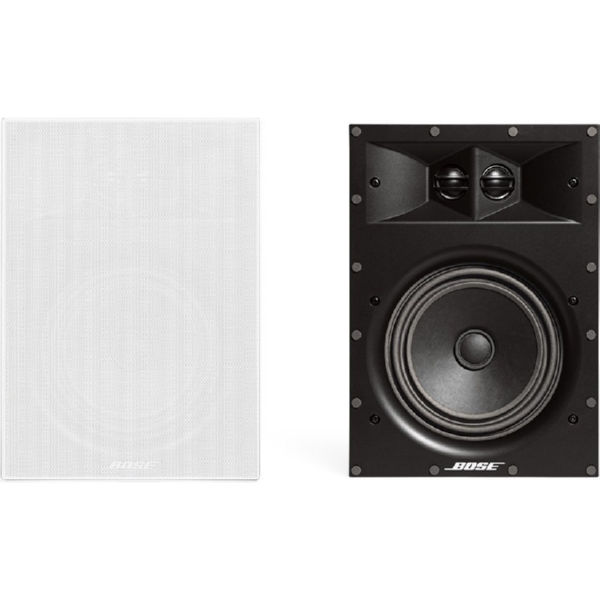 Динамики Bose 891 Virtually Invisible in-wall Speakers, White (пара)