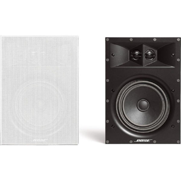 Динамики Bose 691 Virtually Invisible in-wall Speakers, White (пара)