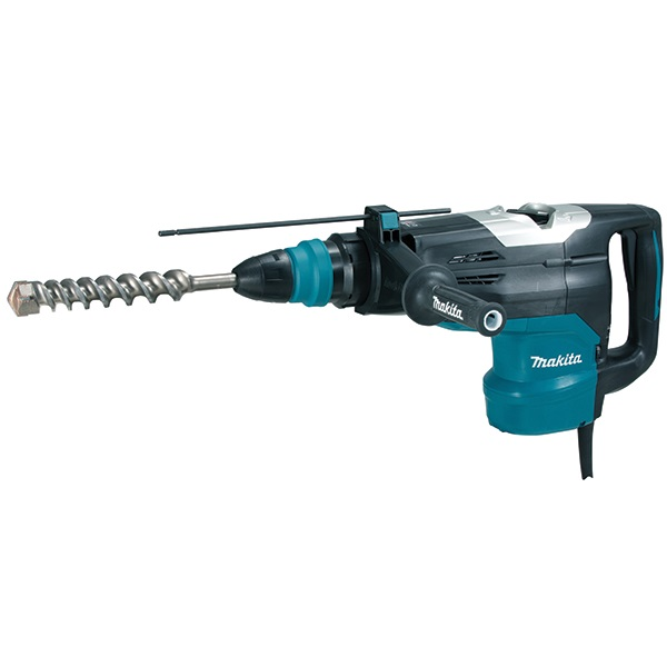 Перфоратор Makita HR5202C , SDS-max, 1510 Вт, 20 Дж, 10.9 кг