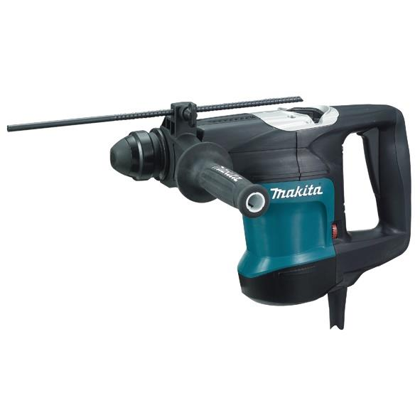 Перфоратор Makita HR3200C , SDS-plus, 850 Вт, 5.1 Дж, 4.8 кг