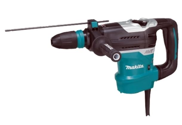 Перфоратор  Makita HR4013C , SDS-max, 1100Вт, 8.0Дж, 6.6кг