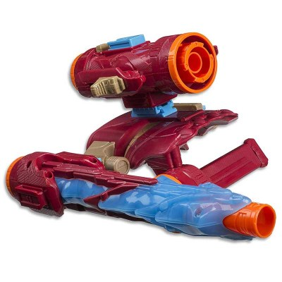 Игровой набор Nerf Assembler Gear Iron Man