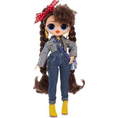 Бизи Биби лол омг кукла, LOL OMG Fashion Doll Busy B.B.