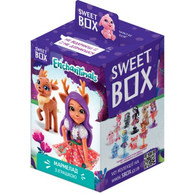 Sweet box Enchantimals | Світ бокс Енчантімалс