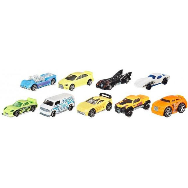 Машинка Hot Wheels Измени цвет (в асс.)