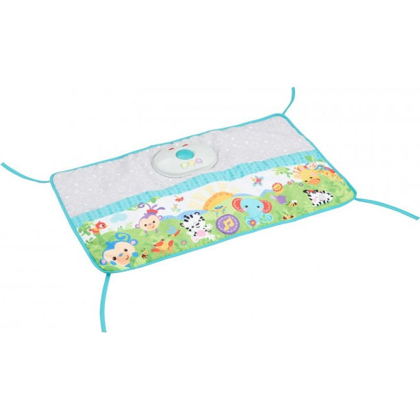 Игровая панель для детской кровати Джунгли Fisher-Price-1