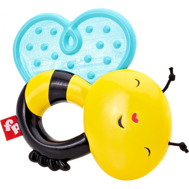 Брязкальце Равлик/Бджілка в ас.(2) Fisher-Price